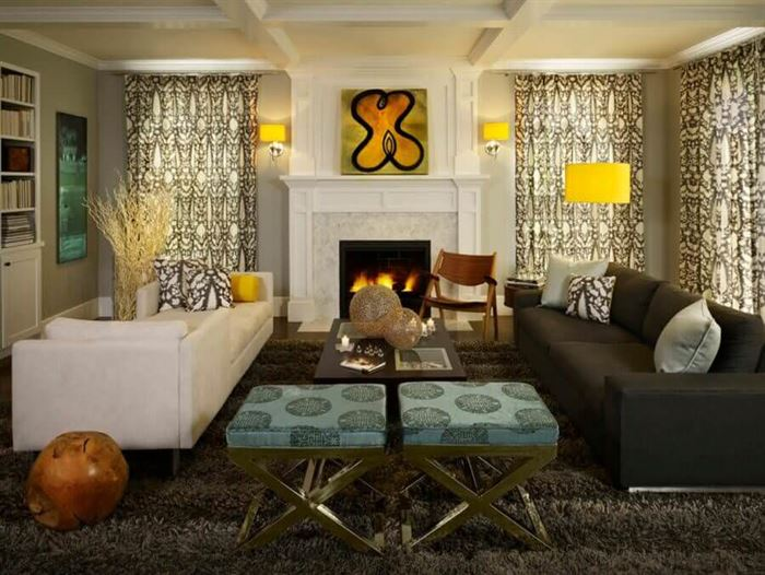 Ev Dekorasyonunda Renk Seçme Fikirleri 7