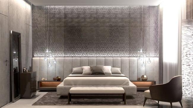 yatak odası yatak arkası duvar dekorasyon fikirleri - yatak odasi duvar dekorasyonlari 10 - Yatak Odası Yatak Arkası Duvar Dekorasyon Fikirleri