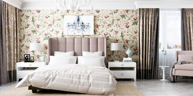 yatak odası yatak arkası duvar dekorasyon fikirleri - yatak odasi duvar dekorasyonlari 13 - Yatak Odası Yatak Arkası Duvar Dekorasyon Fikirleri