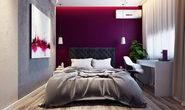 yatak odası yatak arkası duvar dekorasyon fikirleri - yatak odasi duvar dekorasyonlari 15 - Yatak Odası Yatak Arkası Duvar Dekorasyon Fikirleri
