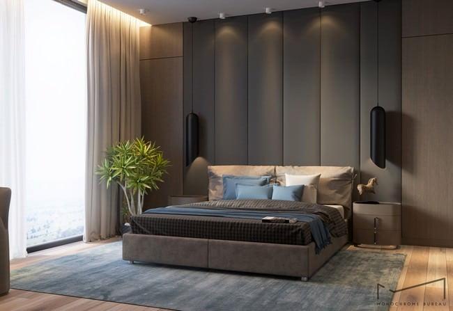 yatak odası yatak arkası duvar dekorasyon fikirleri - yatak odasi duvar dekorasyonlari 21 - Yatak Odası Yatak Arkası Duvar Dekorasyon Fikirleri