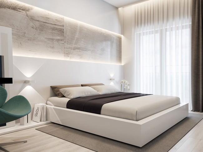 yatak odası yatak arkası duvar dekorasyon fikirleri - yatak odasi duvar dekorasyonlari 23 - Yatak Odası Yatak Arkası Duvar Dekorasyon Fikirleri