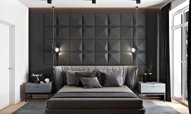 yatak odası yatak arkası duvar dekorasyon fikirleri - yatak odasi duvar dekorasyonlari 6 - Yatak Odası Yatak Arkası Duvar Dekorasyon Fikirleri