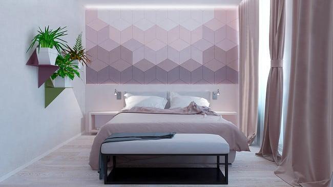 yatak odası yatak arkası duvar dekorasyon fikirleri - yatak odasi duvar dekorasyonlari - Yatak Odası Yatak Arkası Duvar Dekorasyon Fikirleri