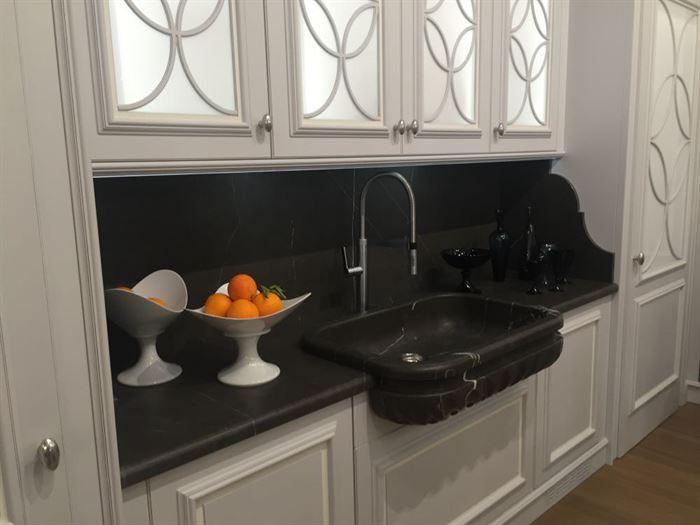 mutfak dolabı cam kapak modelleri