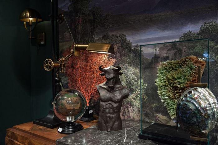 modern salon aksesuar setleri ilginç modern dekoratif aksesuar modelleri