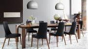 Süper Şık Çağdaş Ev İçin Modern Yemek Odası Tasarımları