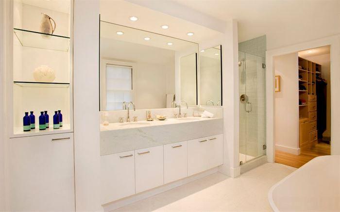 banyo aydinlatma fikirleri 2