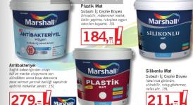 bauhaus 2018 duvar boya fiyatları - bauhause marshal boya fiyatlari 274x150