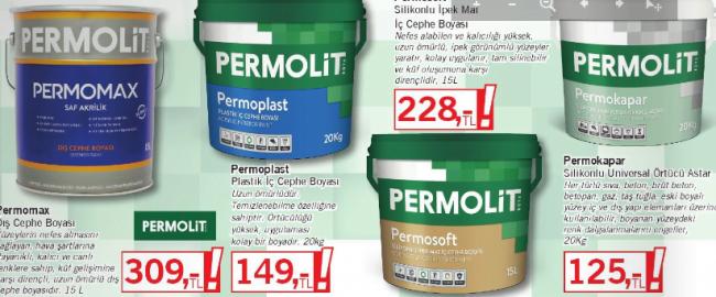 bauhaus 2018 duvar boya fiyatları - bauhause permolit duvar boyasi 650x270