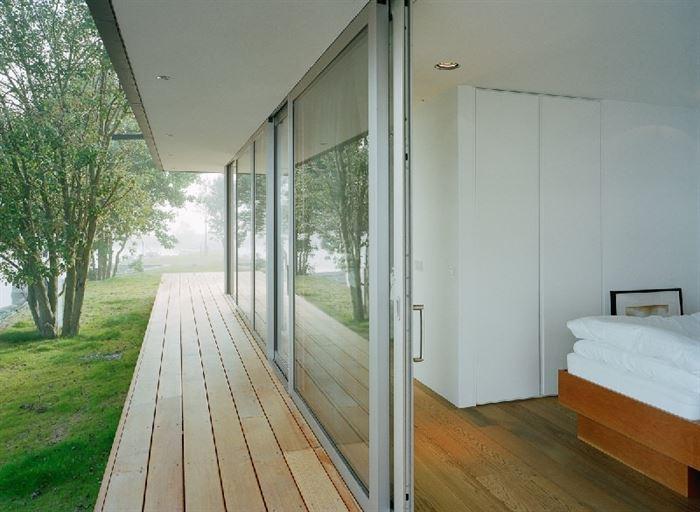 lüks yazlık ev dekorasyonu - ada uzerinde luks ev 12 - Küçük Ada Üzerinde Modern Lüks Ev Tasarımı