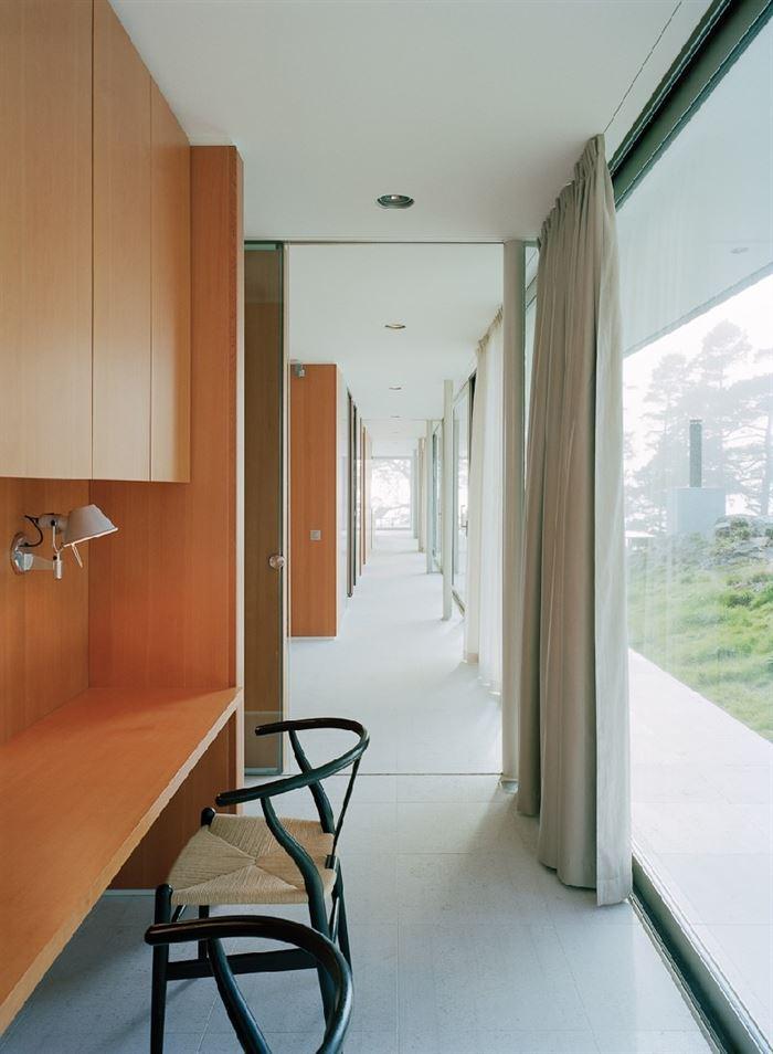 lüks yazlık ev dekorasyonu - ada uzerinde luks ev 14 - Küçük Ada Üzerinde Modern Lüks Ev Tasarımı