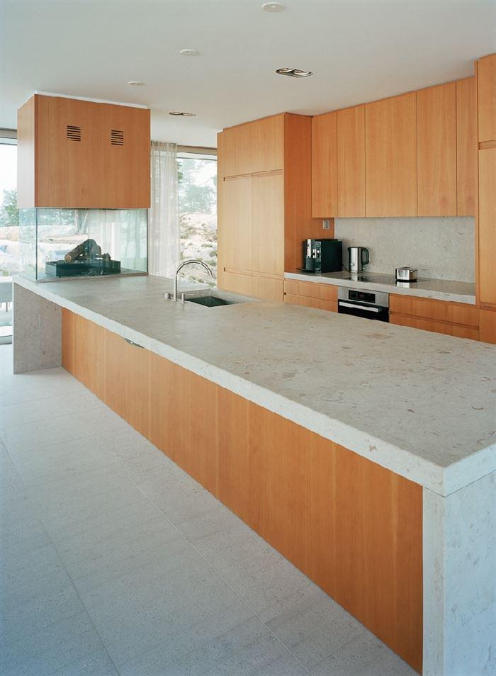 Küçük Ada Üzerinde Modern Lüks Ev Tasarımı 19