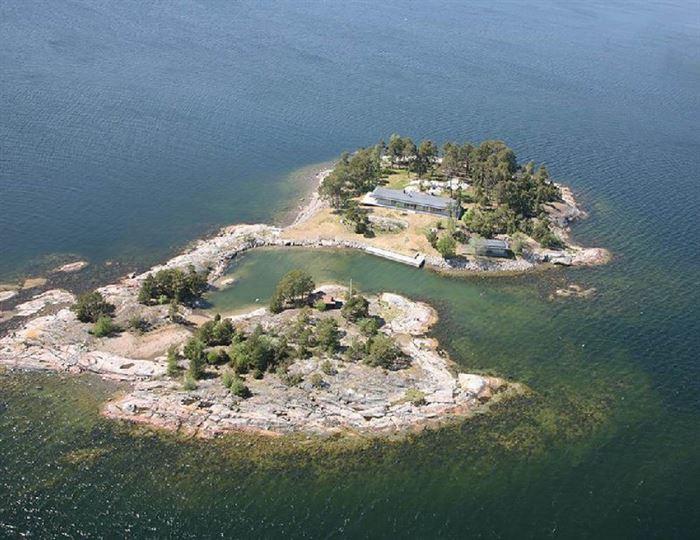Küçük Ada Üzerinde Modern Lüks Ev Tasarımı 21