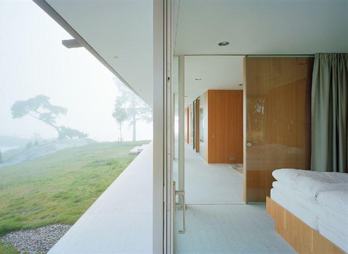 Küçük Ada Üzerinde Modern Lüks Ev Tasarımı 12