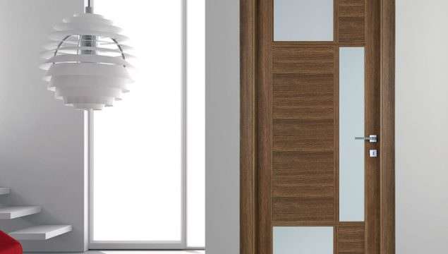 Dekoratif Yeni Tasarım Amerikan Kapı Modelleri