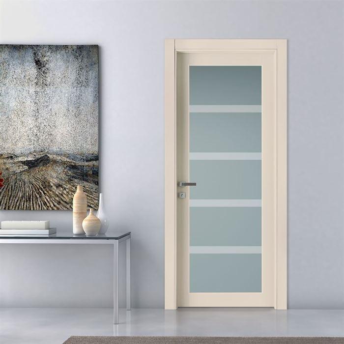 amerikan kapı modelleri - camli panel kapi - Dekoratif Yeni Tasarım Amerikan Kapı Modelleri