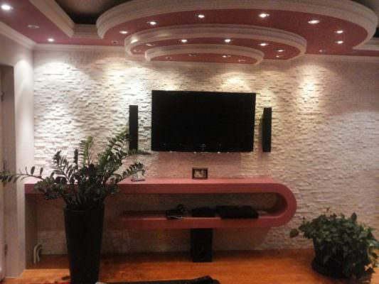 duvarlarınız için dekoratif taş kaplama fikirleri - dogal dekoratif duvar tas kaplamalari 2 533x400