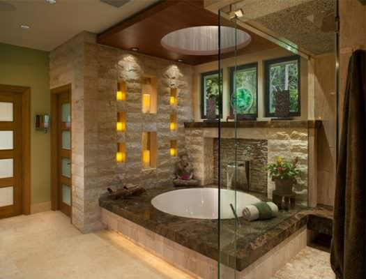duvarlarınız için dekoratif taş kaplama fikirleri - dogal dekoratif duvar tas kaplamalari 4 525x400
