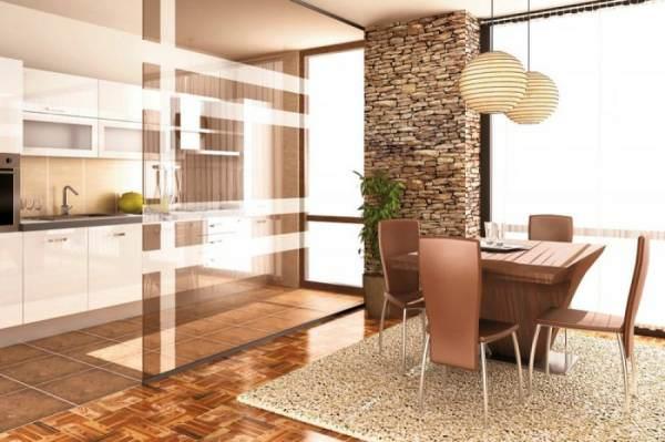 duvarlarınız için dekoratif taş kaplama fikirleri - dogal dekoratif duvar tas kaplamalari 7