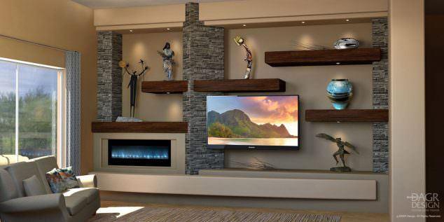 duvar-eskitme-tas-dekorasyonu duvarlarınız için dekoratif taş kaplama fikirleri - dogal dekoratif duvar tas kaplamalari