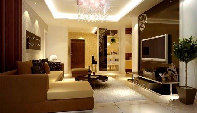 dekoratif-modern-salon-dekorasyonu