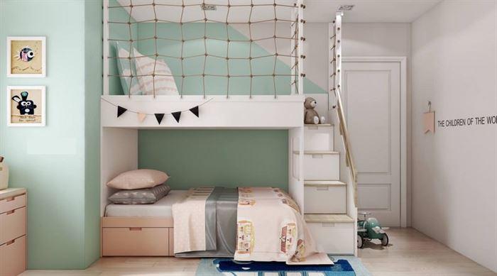 Pembe Renk Genç Odası Dekorasyonları pembe kiz cocuk odasi dekorasyon fikirleri 14