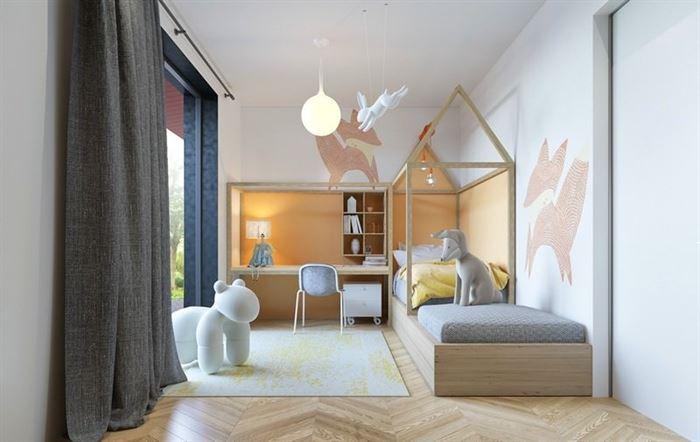 Pembe Renk Genç Odası Dekorasyonları pembe kiz cocuk odasi dekorasyon fikirleri 7