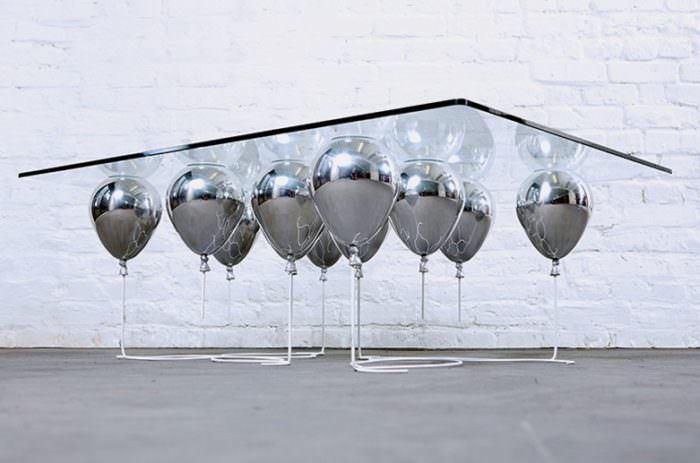 ahsap-camli-sehpa-modeli orta sehpa - balon ayakli cam sehpa - İlginç Göz Alıcı Farklı Orta Sehpa Tasarımları