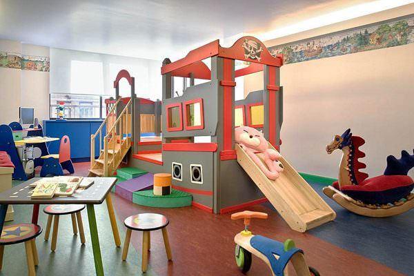 Harika Tasarımlı Çocuk Oyun Odası Fikirleri 4