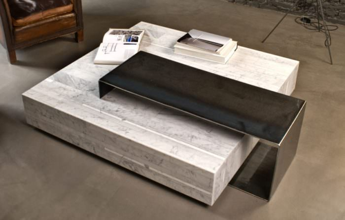 kahve-sehpa-modelleri marble accent furniture