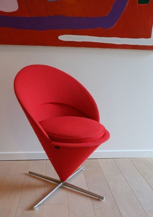 dekoratif tekli koltuk