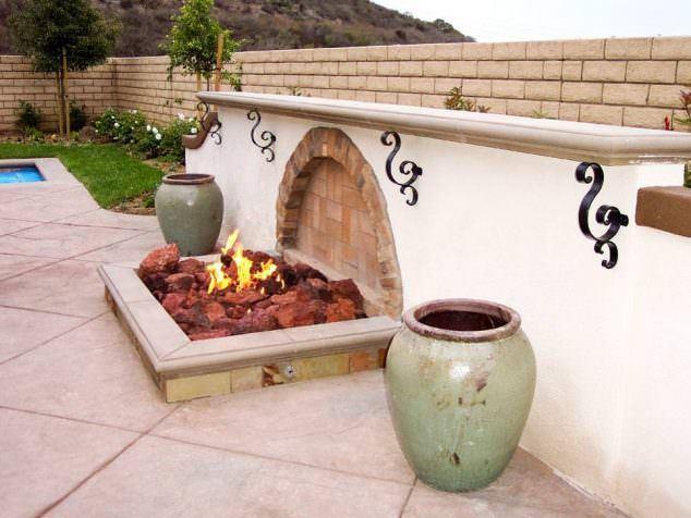 Tuğlalar ile Bahçe Süsleme Fikirleri tuğlalar ile bahçe süsleme fikirleri - tuglalar ile dekoratif bahce susleme fikirleri 1