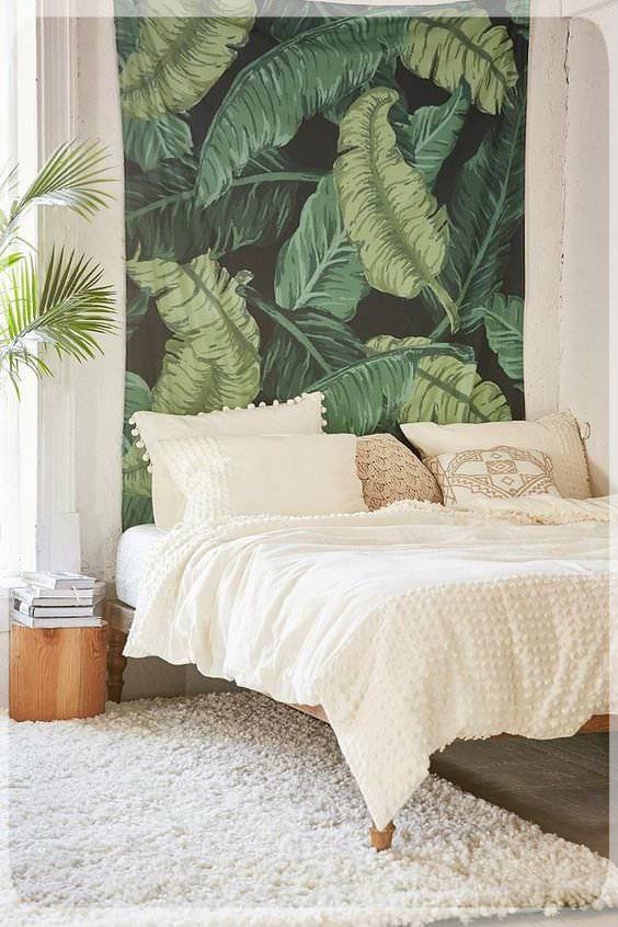 rahat dinlendirici yatak odası fikirleri