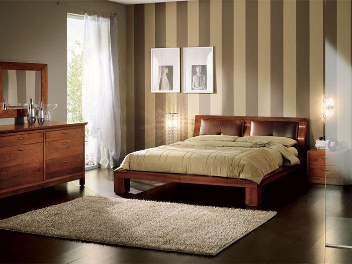 modern rahat yatak odası dekorasyonları