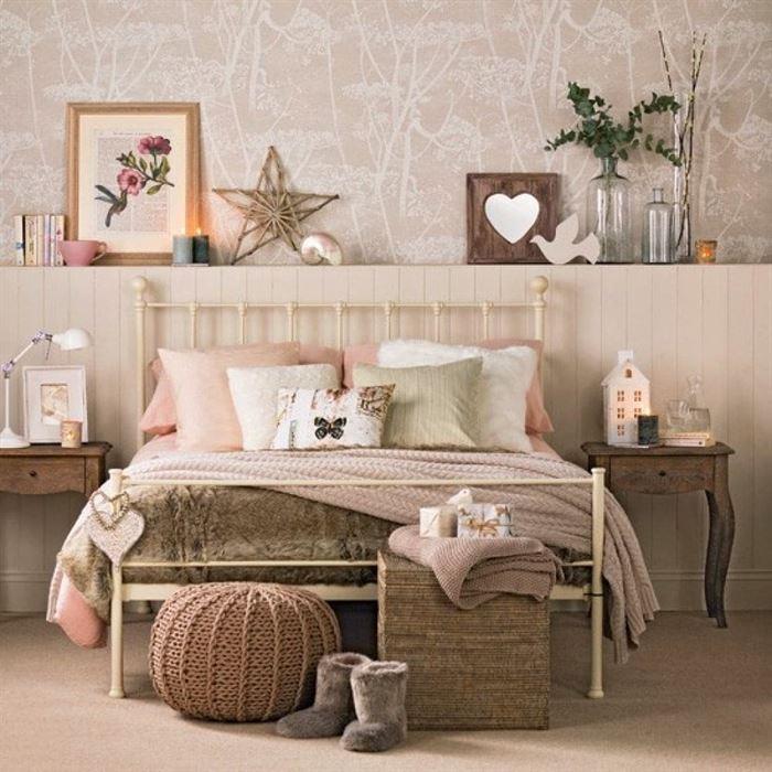 En İyi Dinlendirici Yatak Odası Dekorasyon Fikirleri 2