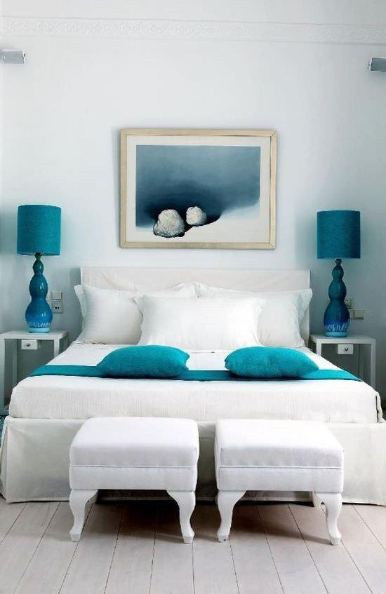 en iyi dinlendirici yatak odası dekorasyon fikirleri