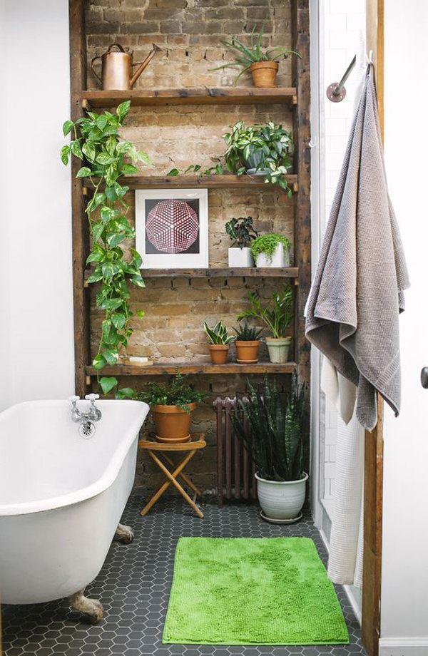 Banyonuzda Depolama Banyo Ürünleri Raf Sistemleri 5