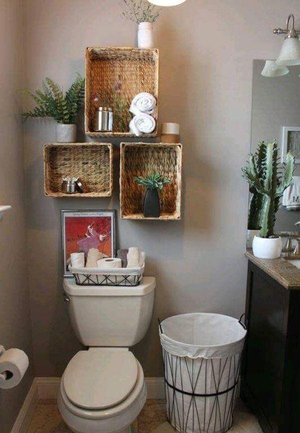 Banyonuzda Depolama Banyo Ürünleri Raf Sistemleri 7