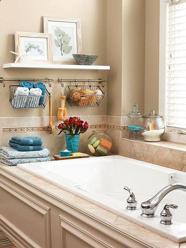 Banyonuzda Depolama Banyo Ürünleri Raf Sistemleri 3