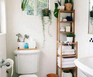 Banyonuzda Depolama Banyo Ürünleri Raf Sistemleri