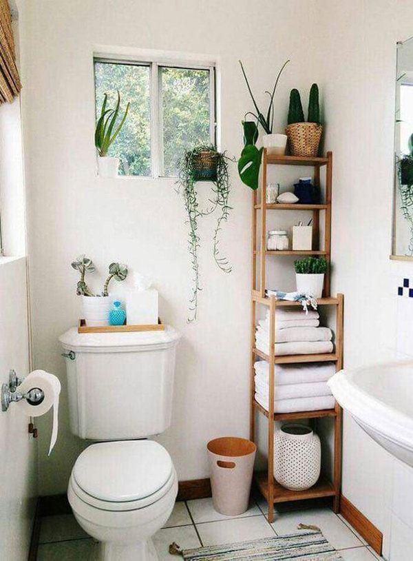 Banyonuzda Depolama Banyo Ürünleri Raf Sistemleri 19