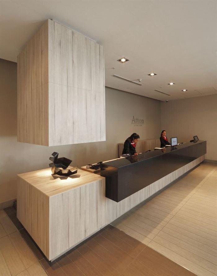 ilginc-tasarimli-resepsiyon-masasi-modelleri resepsiyon masası - minimalist cathing reception desk - İlginç Tasarımlı Resepsiyon Masası Modelleri