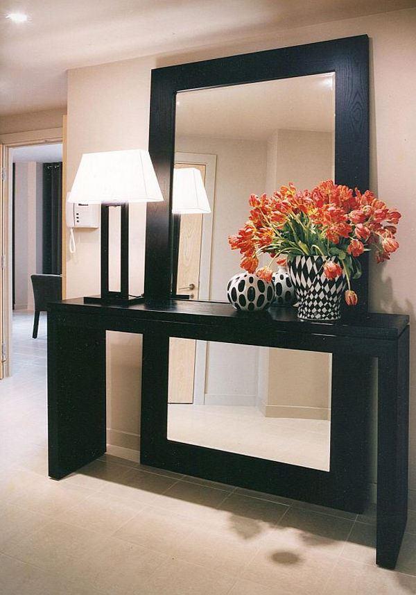 Evinizi Büyük Gösterecek Duvar Ayna Modelleri 1