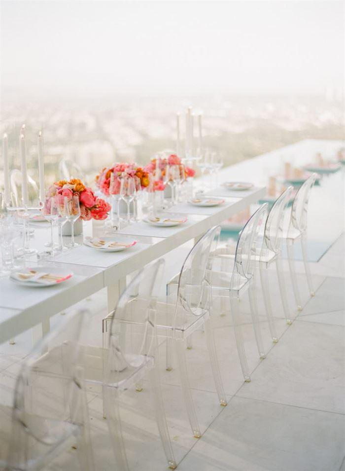 Dış Mekan Davet Masası Düzenleme Fikirleri