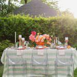 dekoratif masa düzenleme dış mekan davet masası düzenleme fikirleri - dismekan masa susleme fikirleri 14 150x150