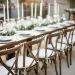 özel davet masa dizaynı