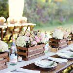 dekoratif masa görünümleri dış mekan davet masası düzenleme fikirleri - dismekan masa susleme fikirleri 18 150x150