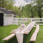 dış mekan masa tabak dizme dış mekan davet masası düzenleme fikirleri - dismekan masa susleme fikirleri 4 150x150