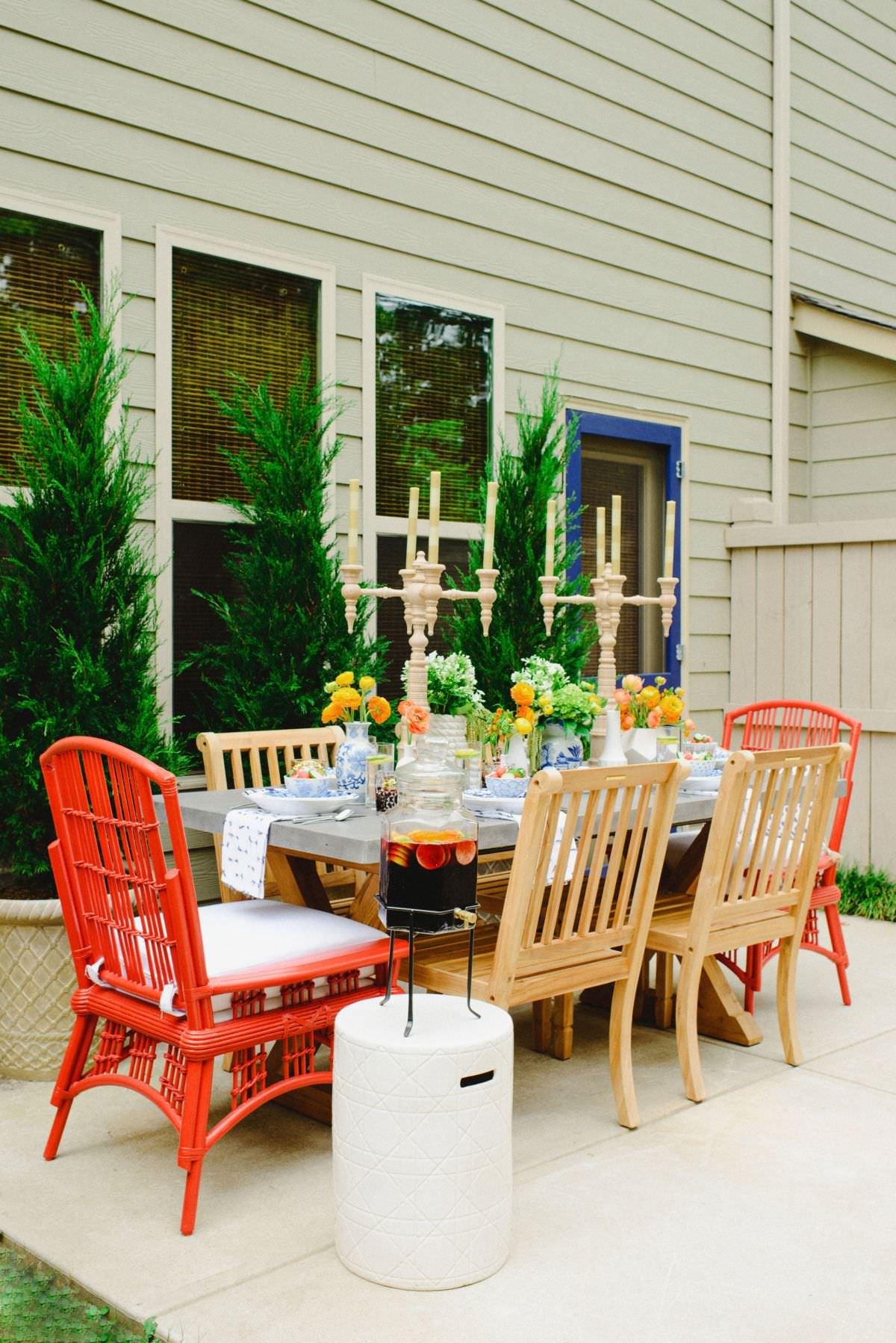romantik masa düzenleme dismekan masa susleme fikirleri 9